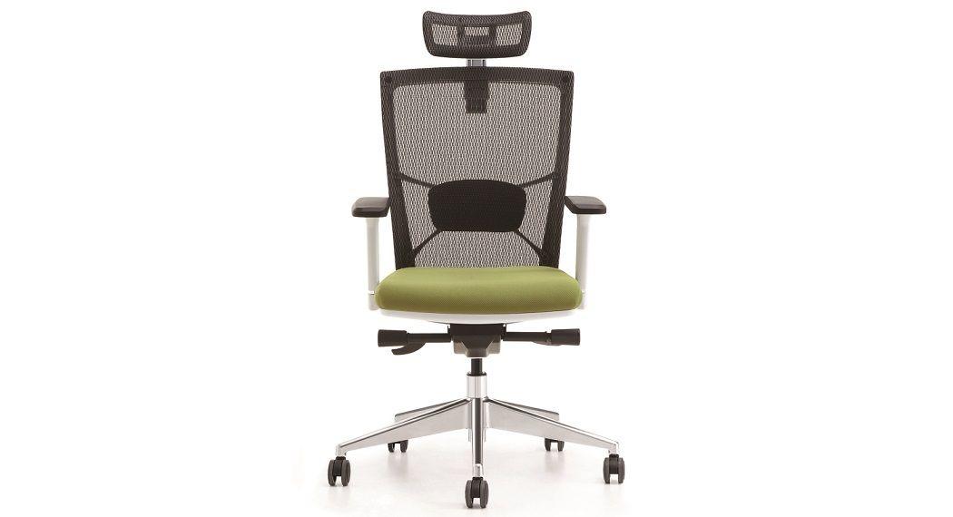 כיסא ישיבות דגם טוטל קומפורט-וויט (ירוק)