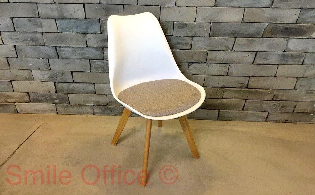 כיסא אורח דגם סטרונגסט מושב אפור