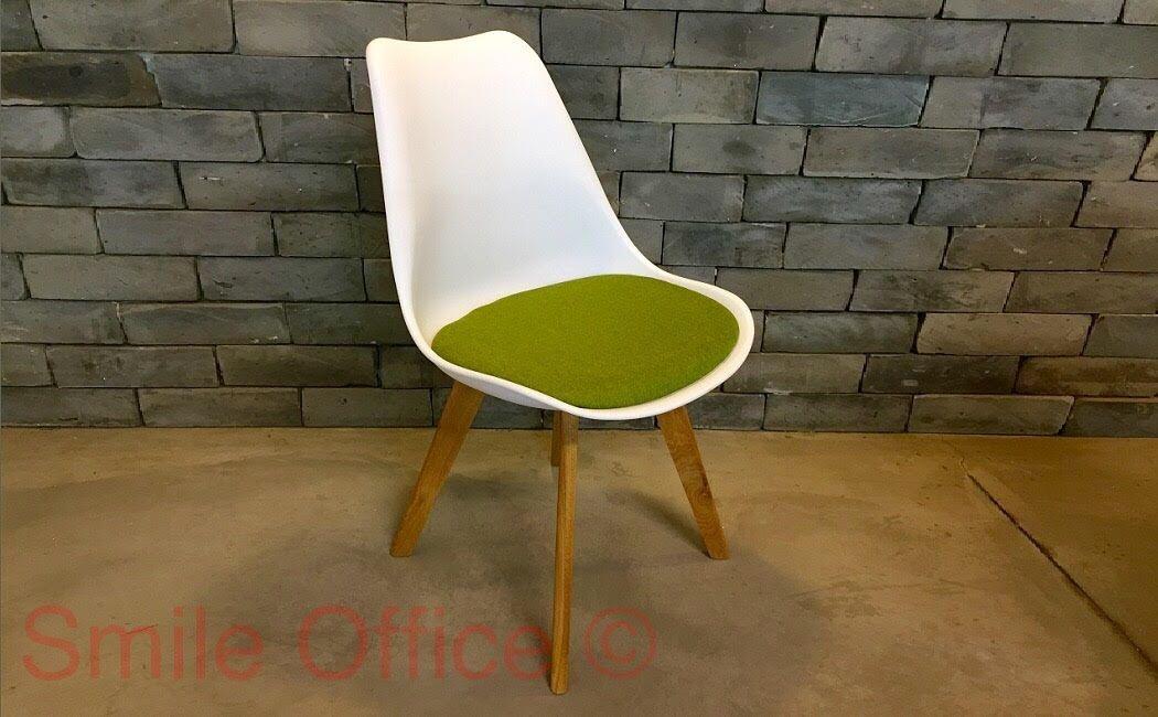 כיסא אורח גדם סטרונגסט מושב ירוק