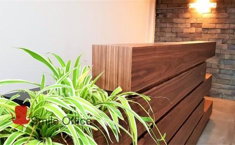 מיקום ועיצוב פינת המדפסת במשרד