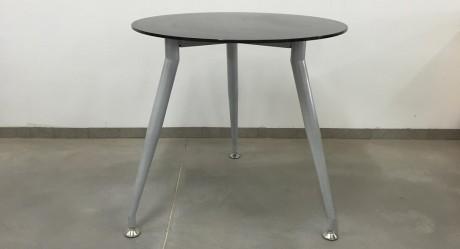 שולחן קפה עגול דגם גלאס