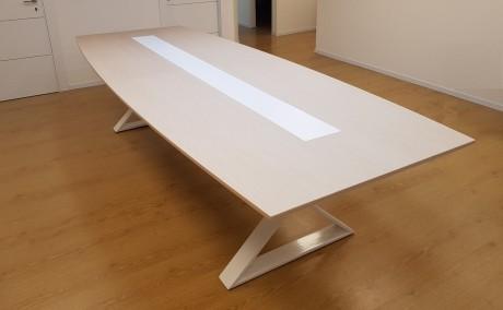 שולחן ישיבות דגם וויט דאבל איקס