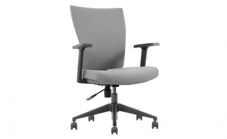 Total Comfort - Max אפור </br> כסא עבודה אורטופדי
