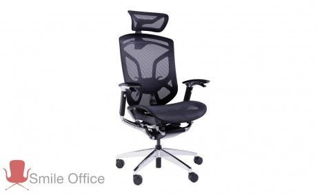 BLACK BUTTERFLY air - כסא מנהלים אורטופדי