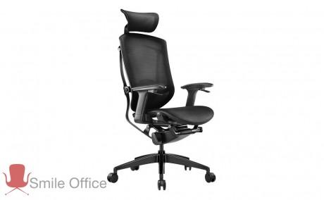 space BUTTERFLY </br> כסא מנהלים אורטופדי