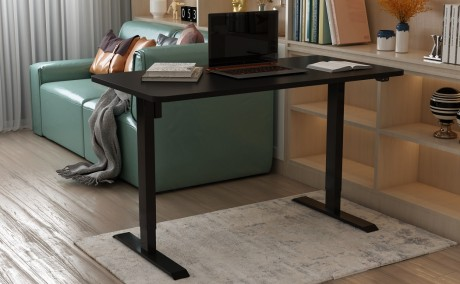 Electro-Black</BR> שולחן עמידה חשמלי