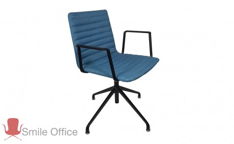 Vzn Gogh טורקיז </br> כסא עבודה מעוצב
