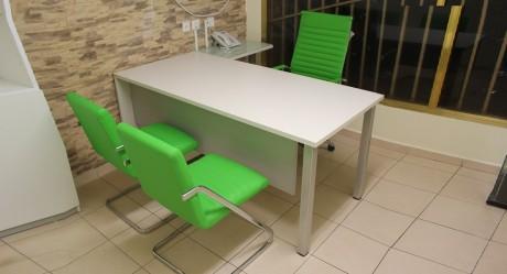 שולחן עבודה דגם טוויסט